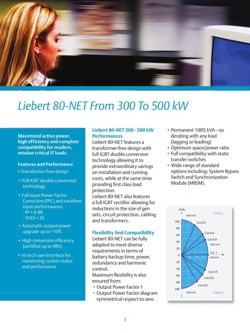 Liebert 80 Net (300 to 500 kW)_3