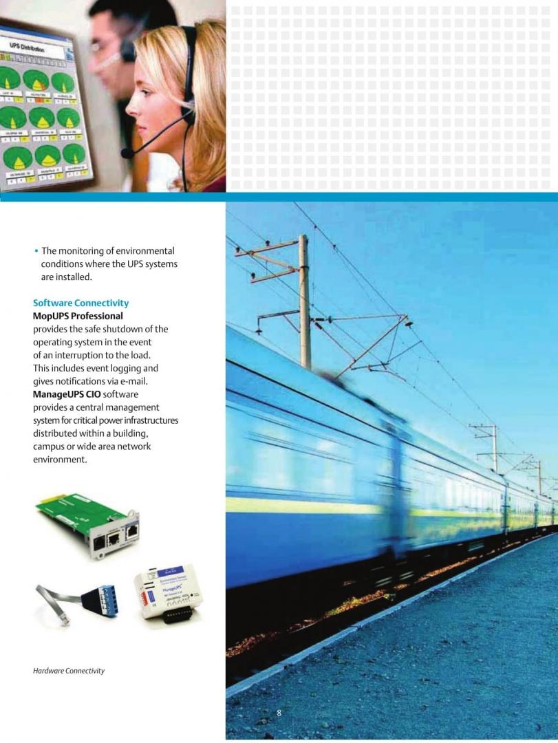 Liebert 80 Net (300 to 500 kW)_8