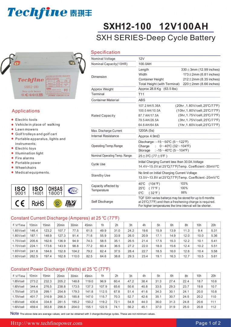 Techfine---Battery-12V100Ah-001
