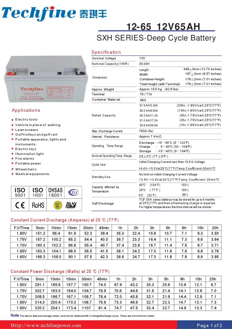 techfine---12V65A-001